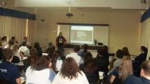 Encontro da Pré-Jornadano Colégio Salvatoriano Bom Conselho - Passo Fundo