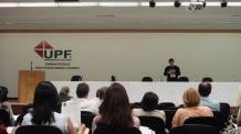 Encontro da Pré-Jornada na UPF